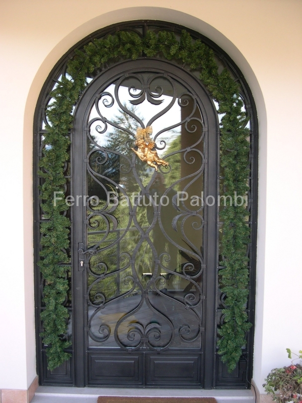 Porte In Ferro Battuto Porte In Ferro Battuto Pictures to pin on
